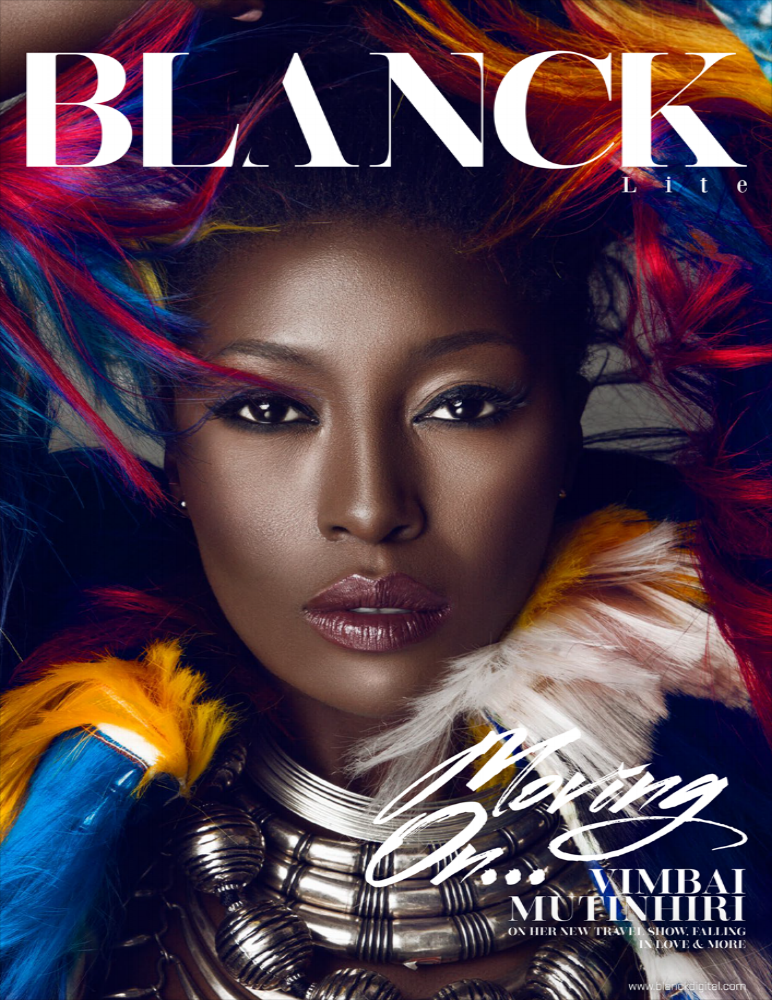 BLANK MAGAZINE with Antonio Martez | Fashion & Beauty Photographer | NYC