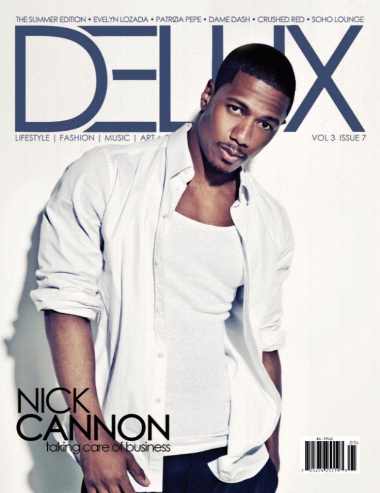 DELUX MAGAZINE with Antonio Martez | Fashion & Beauty Photographer | NYC