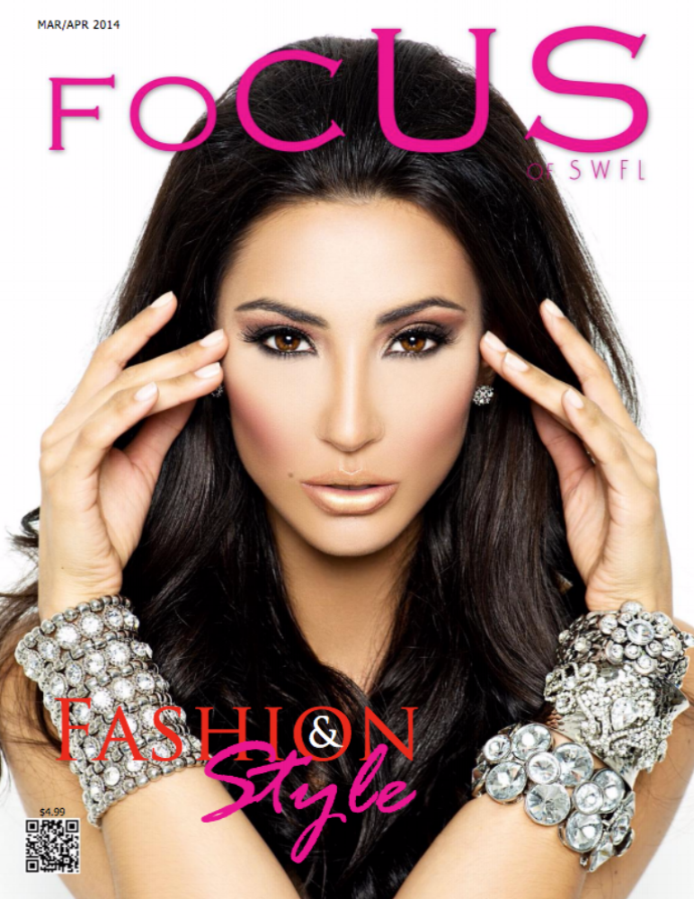 FOCUS MAGAZINE with Antonio Martez | Fashion & Beauty Photographer | NYC