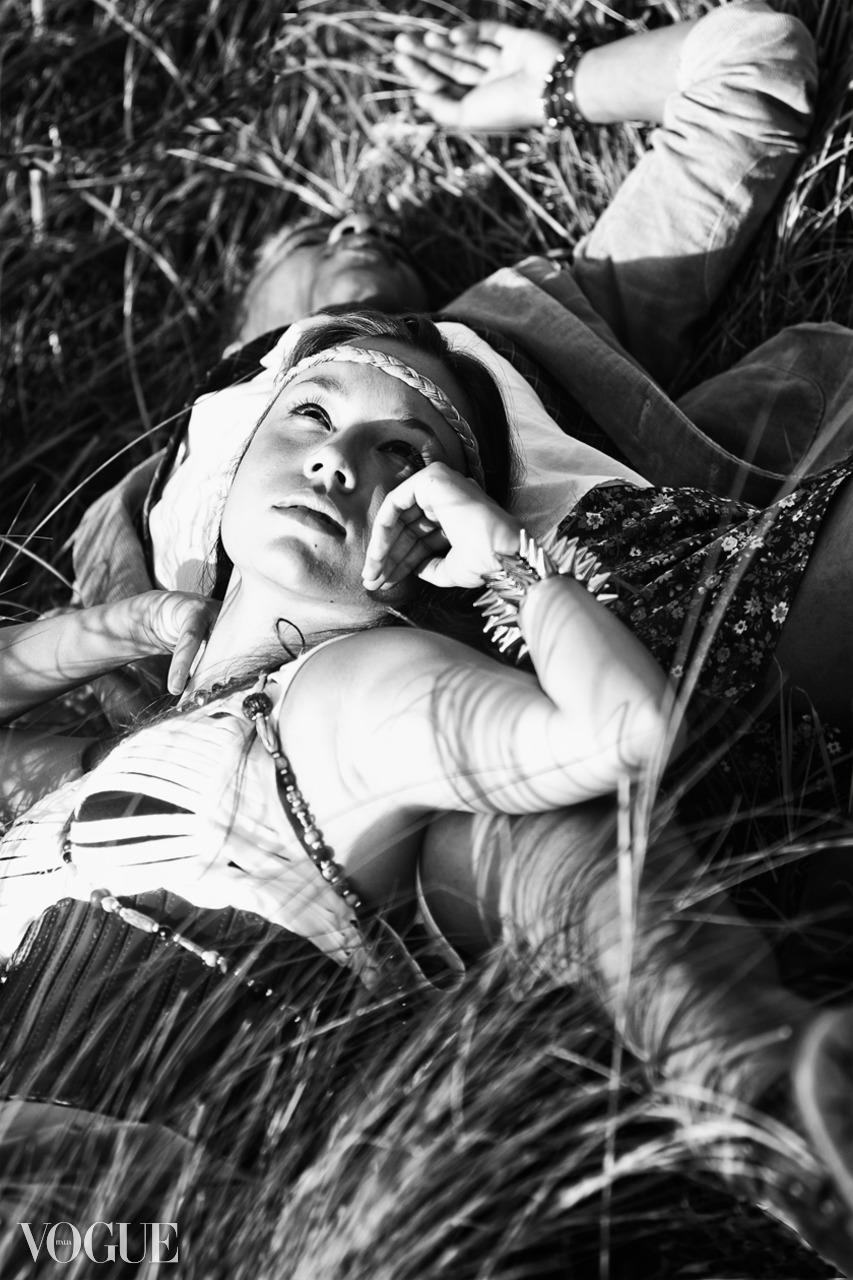 Vogue Italia's Tranquility by Antonio Martez