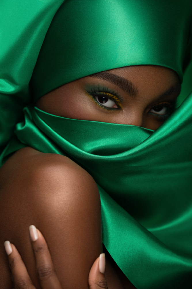 Colour Blind by Antonio Martez, New York Fashion Photographer