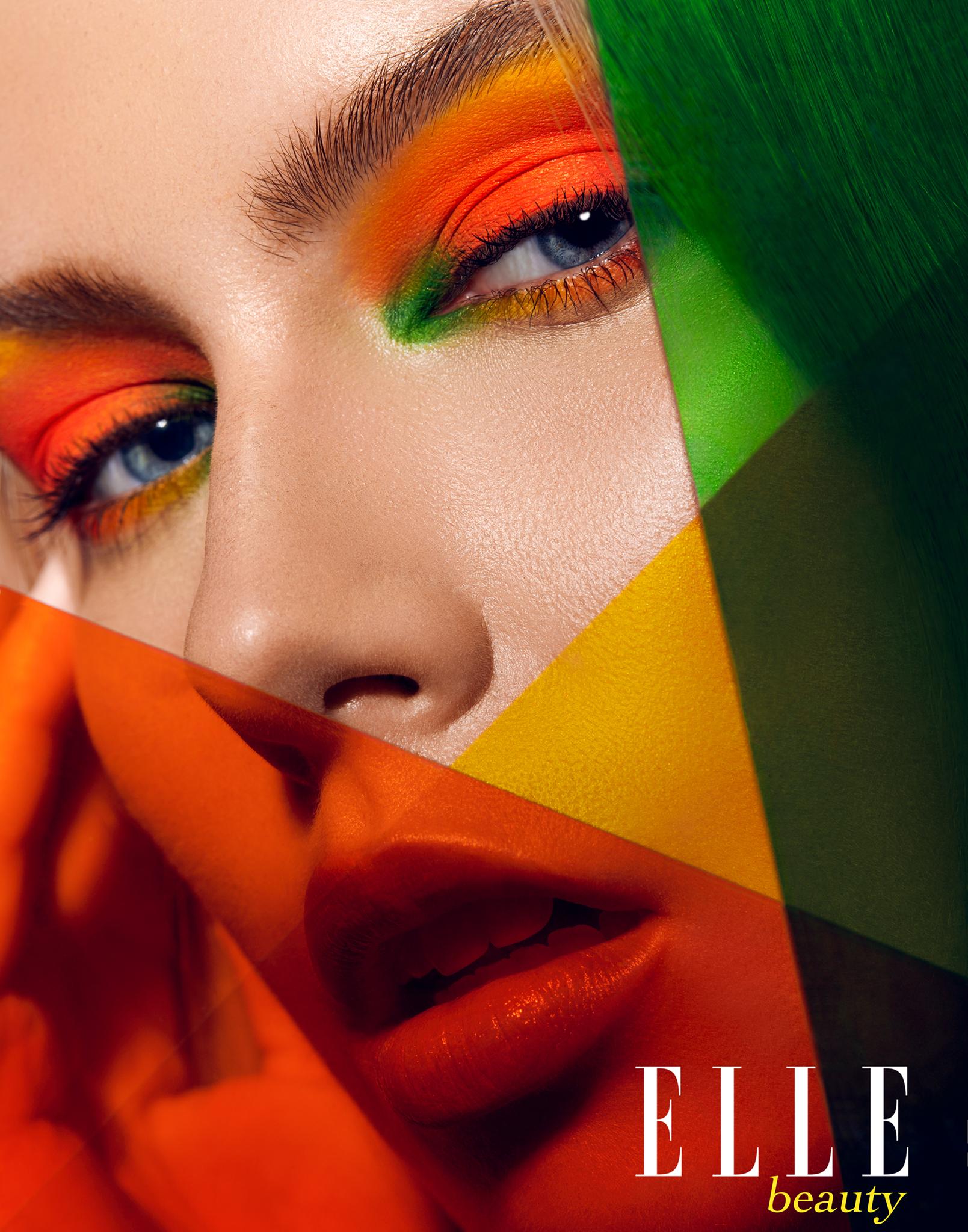 Elle Magazine, Romania's October 2018 Edition featuring OYG BIV by Antonio Martez