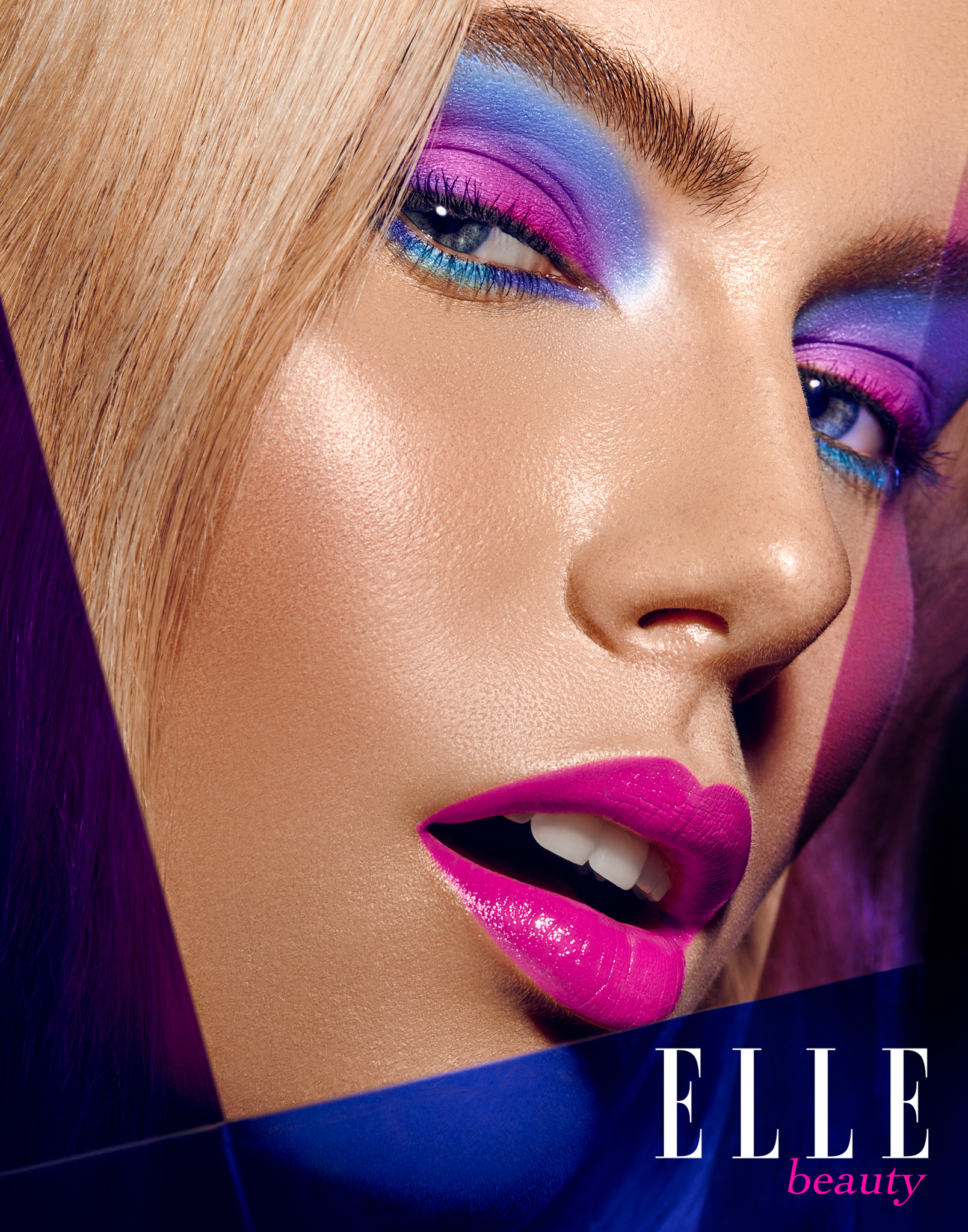 Elle Magazine, Romania's October 2018 Edition featuring OYG BIV by Antonio Martez