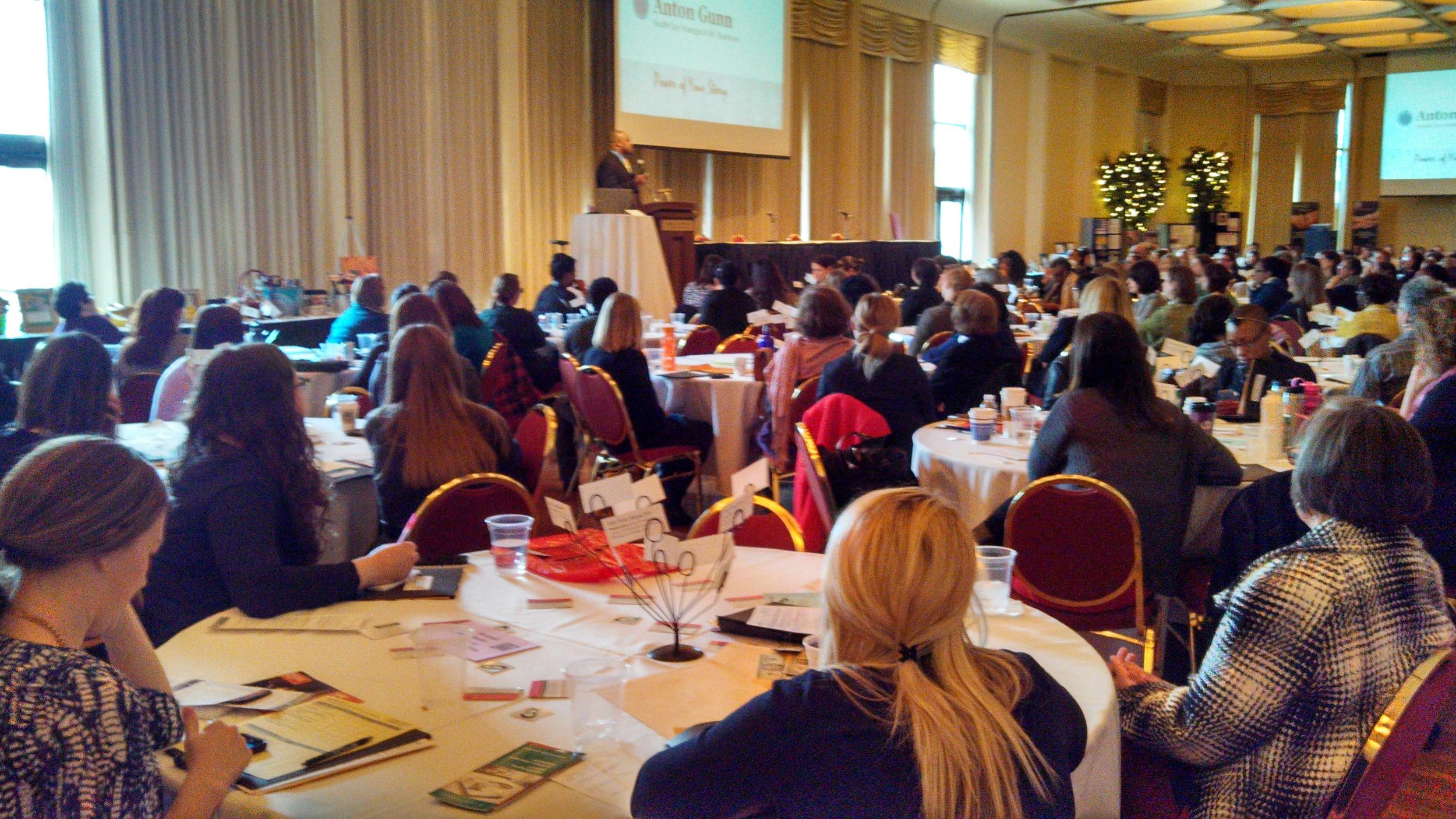 WIAWH Women's Health Summit 2014