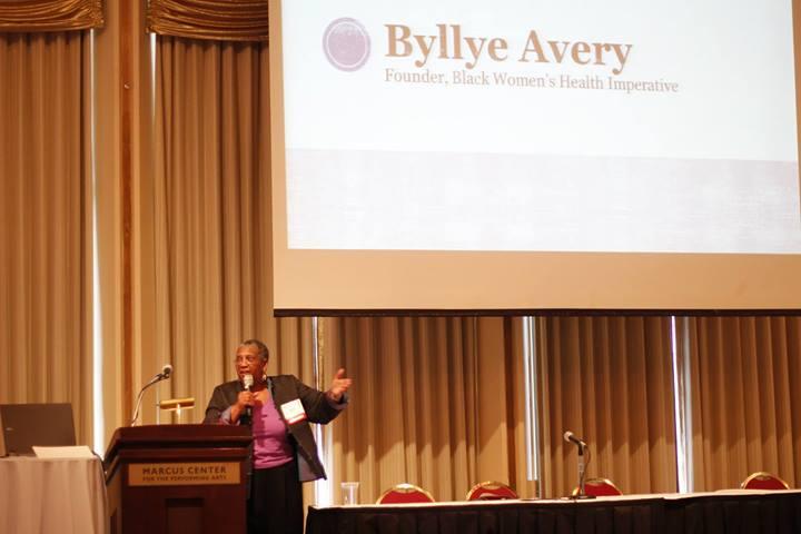 Women's Health Activist Byllye Avery