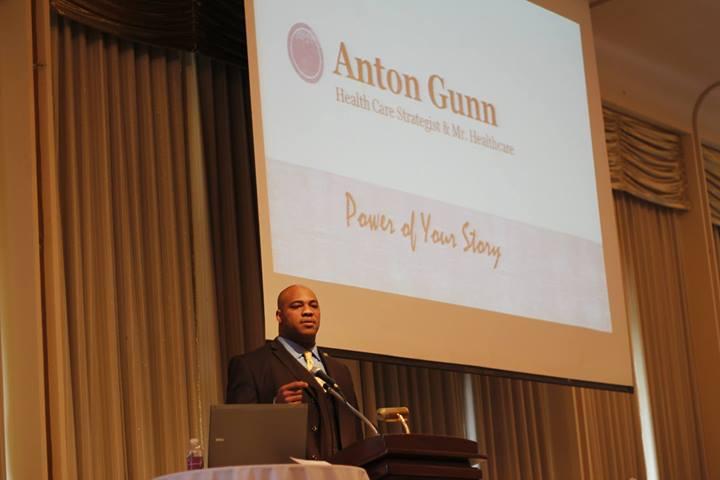 Health Strategist Anton Gunn