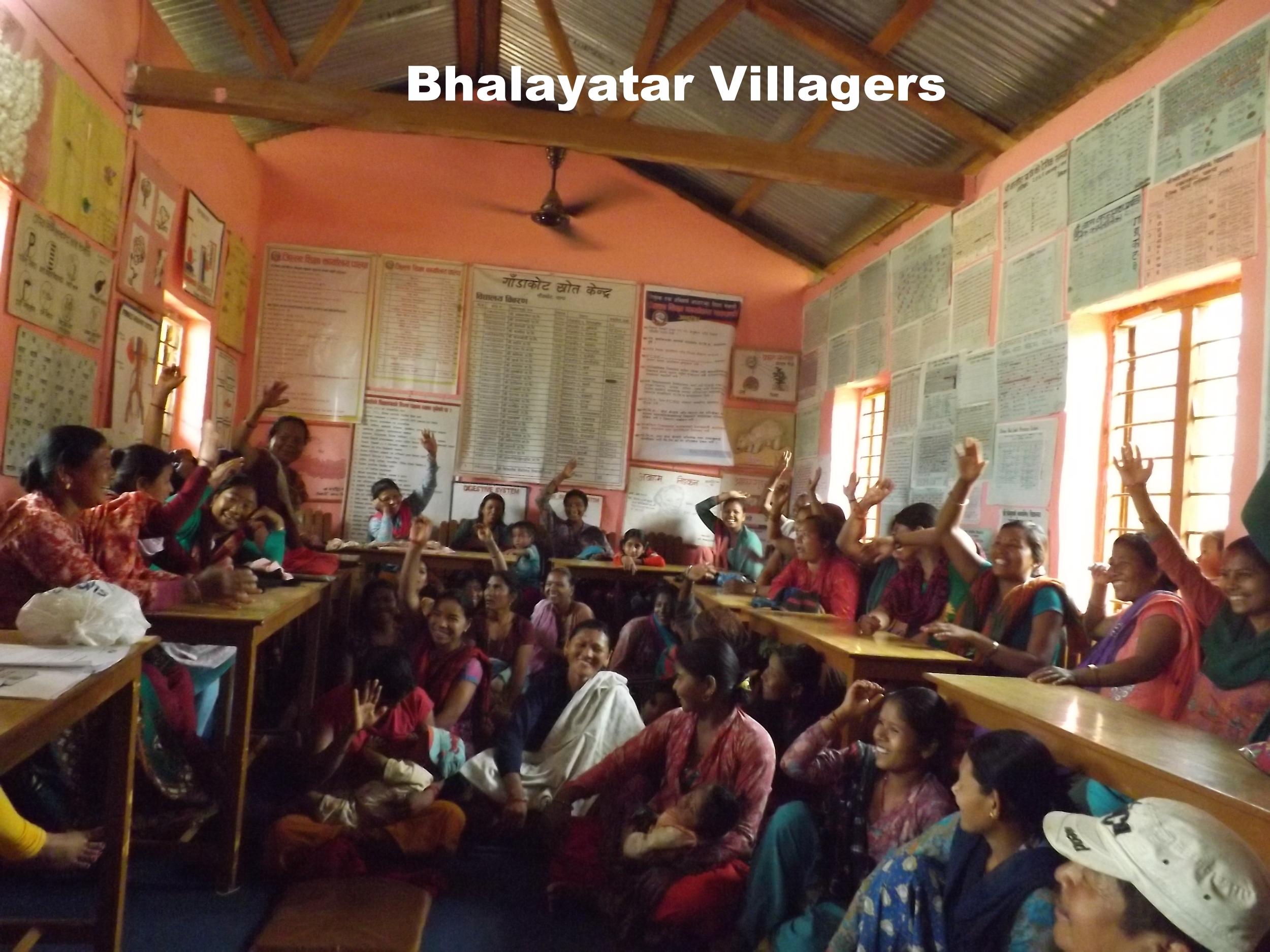 Bhalayatar Village.