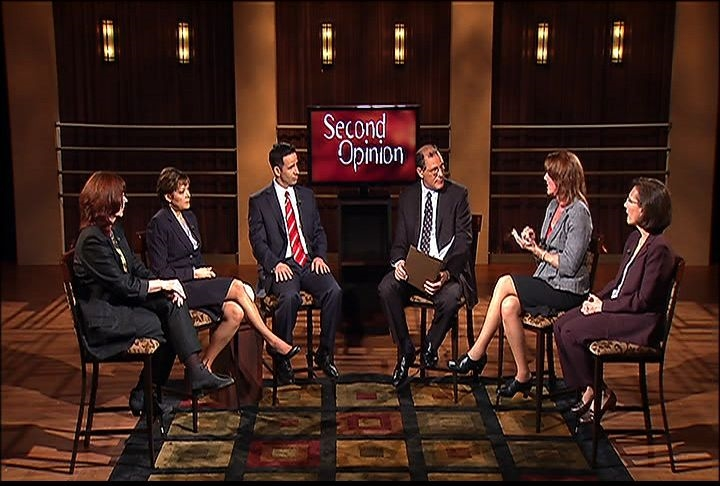 PBS Second Opinion Show; dissecting aspects of pelvic organ prolapse.