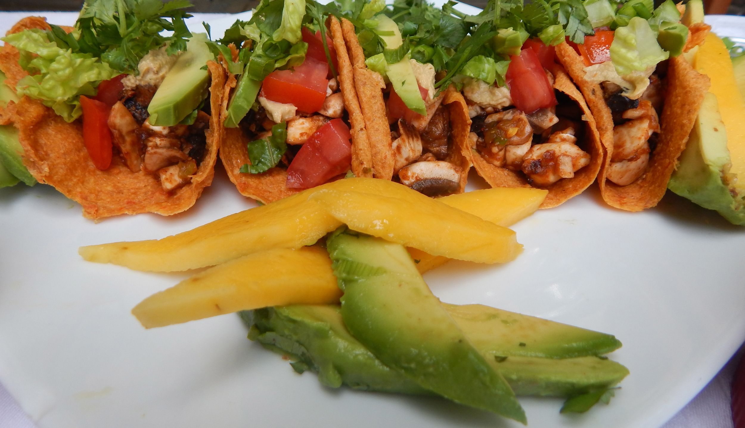 Raw Vegan Tacos! You do not want to miss out on these!