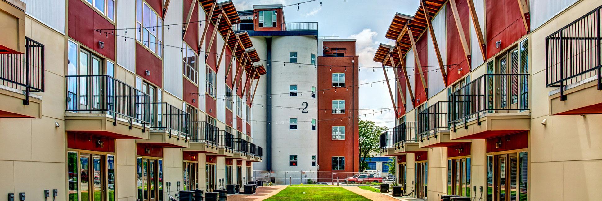 Peanut lofts, San Antonio