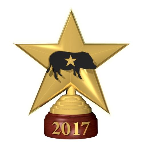 2017 AMPA GOLD STAR BREEDER!