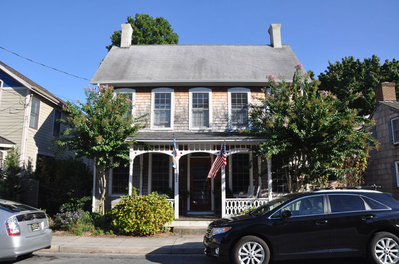 Boright Residence : Before