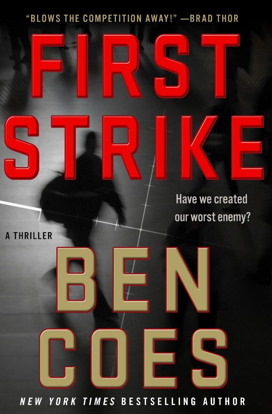 FIRST STRIKE (#6)