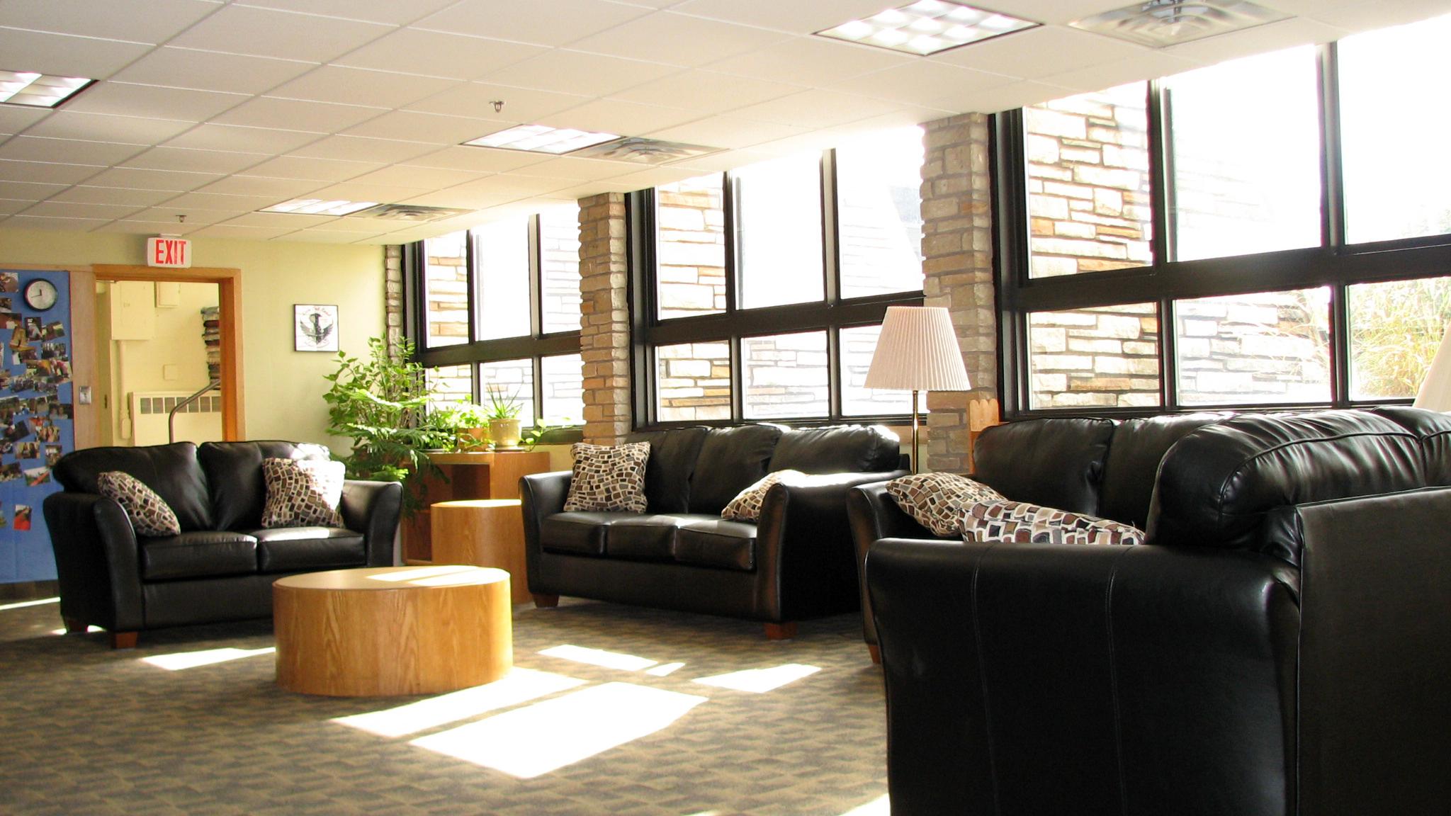 VCPC refurbished interior environment
