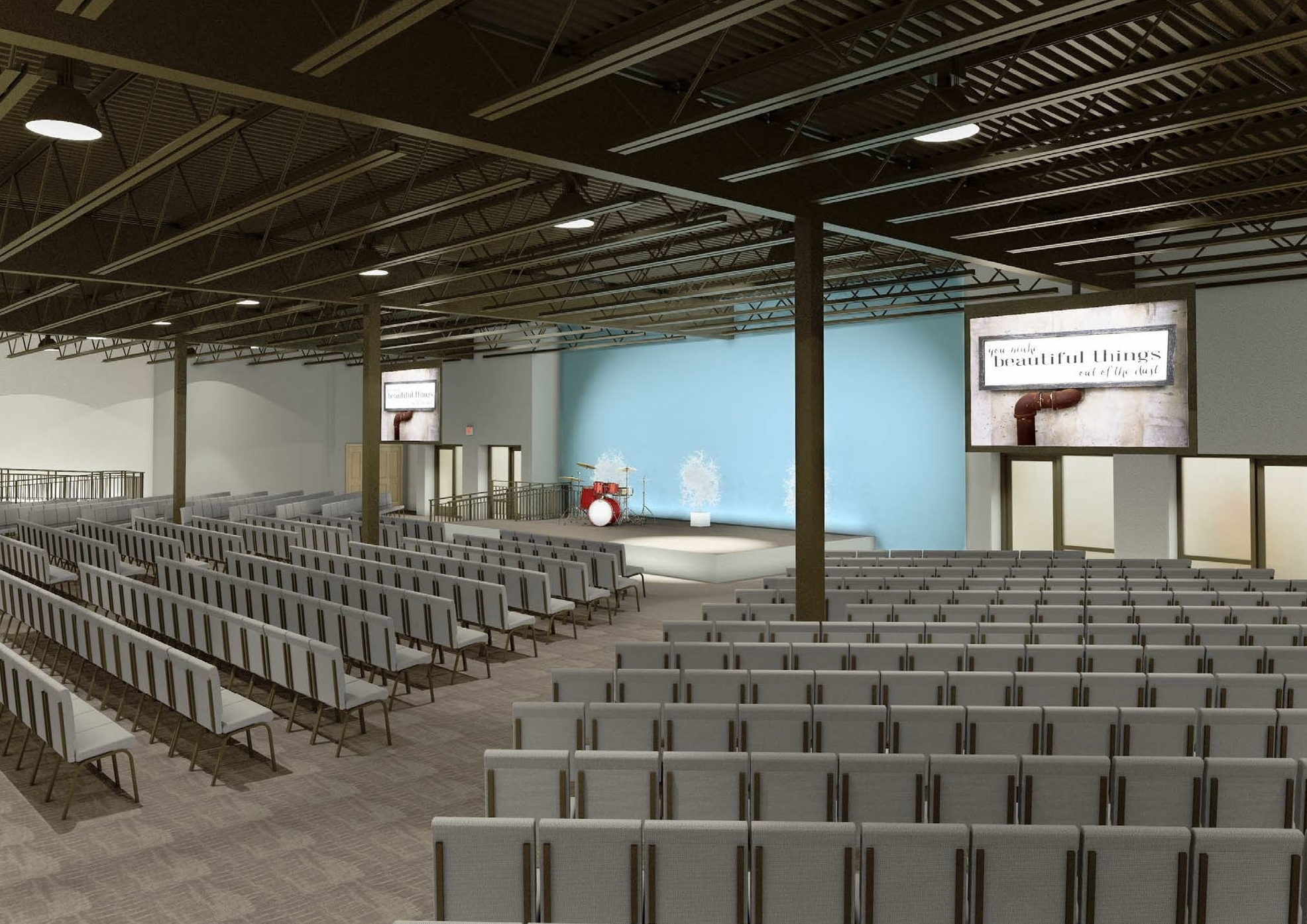Mercy Vineyard Church, Minneapolis, MN