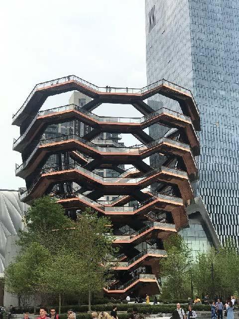 Hudson Yards, New York
