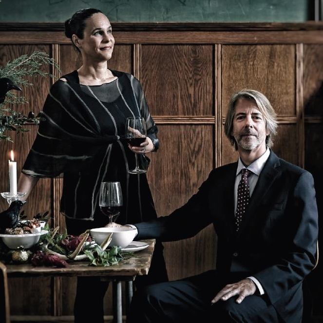 Photo by Philadelphia Style Magazine, Issue 6, 2014 - Curated Meal with Val Nehez and Michael Garden