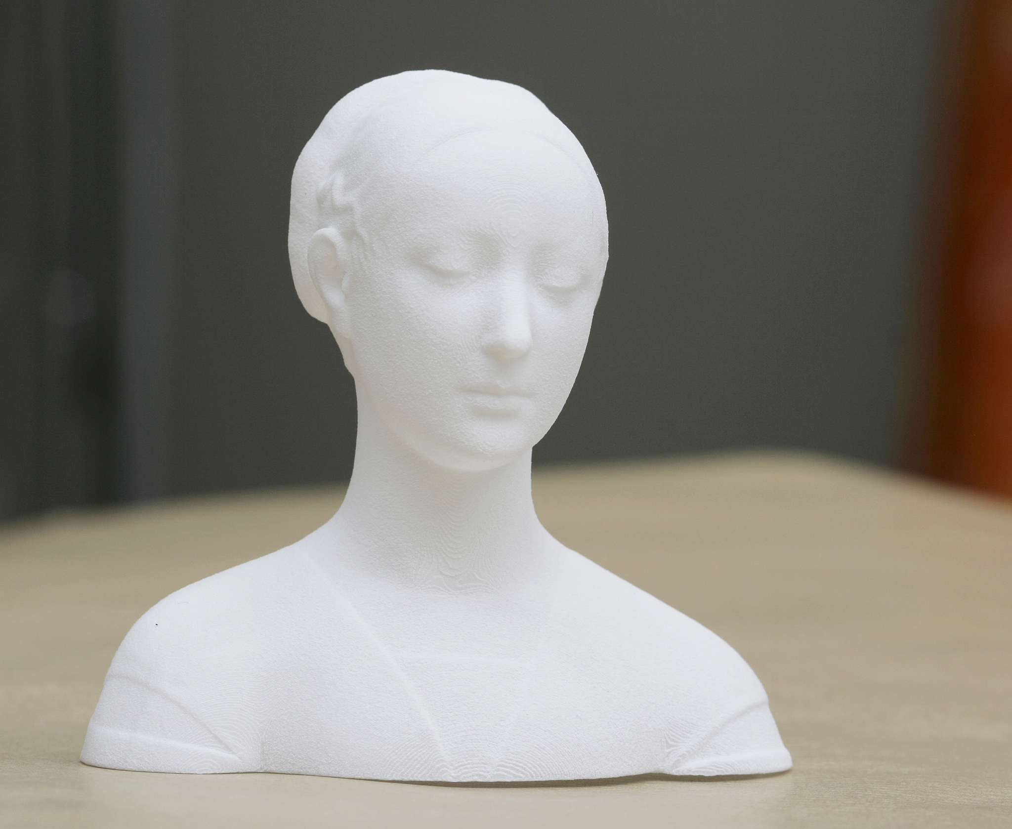 Example of a fully finished SLS 3D printed object. (Source: http://bit.ly/2vCVK20