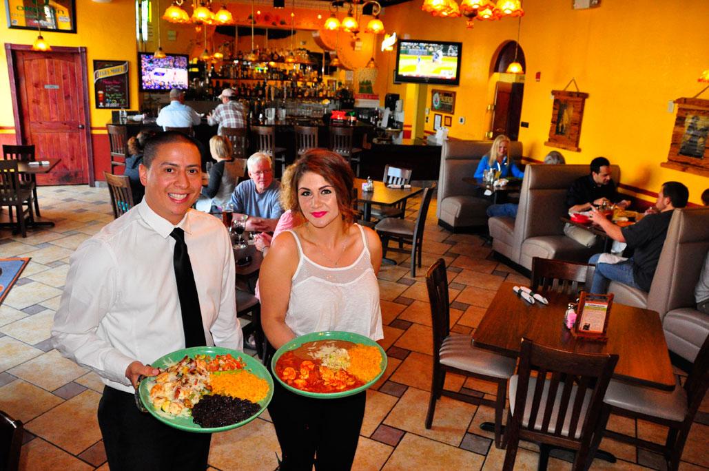 Rafael and his staff welcome you to El Rancho Grande!
