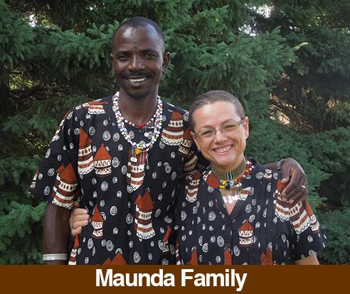 Dolfi & Gilagwenda Maunda