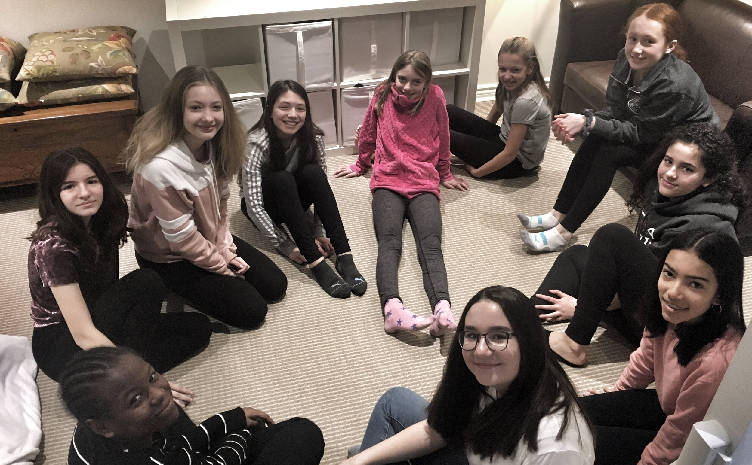February 2019. Girls U13 (born in 2006) Team Meeting and Social. Getting ready for Summer 2019 CSL division. Congratuations to the Girls 2006 Energy team for qualifying into the CSL.