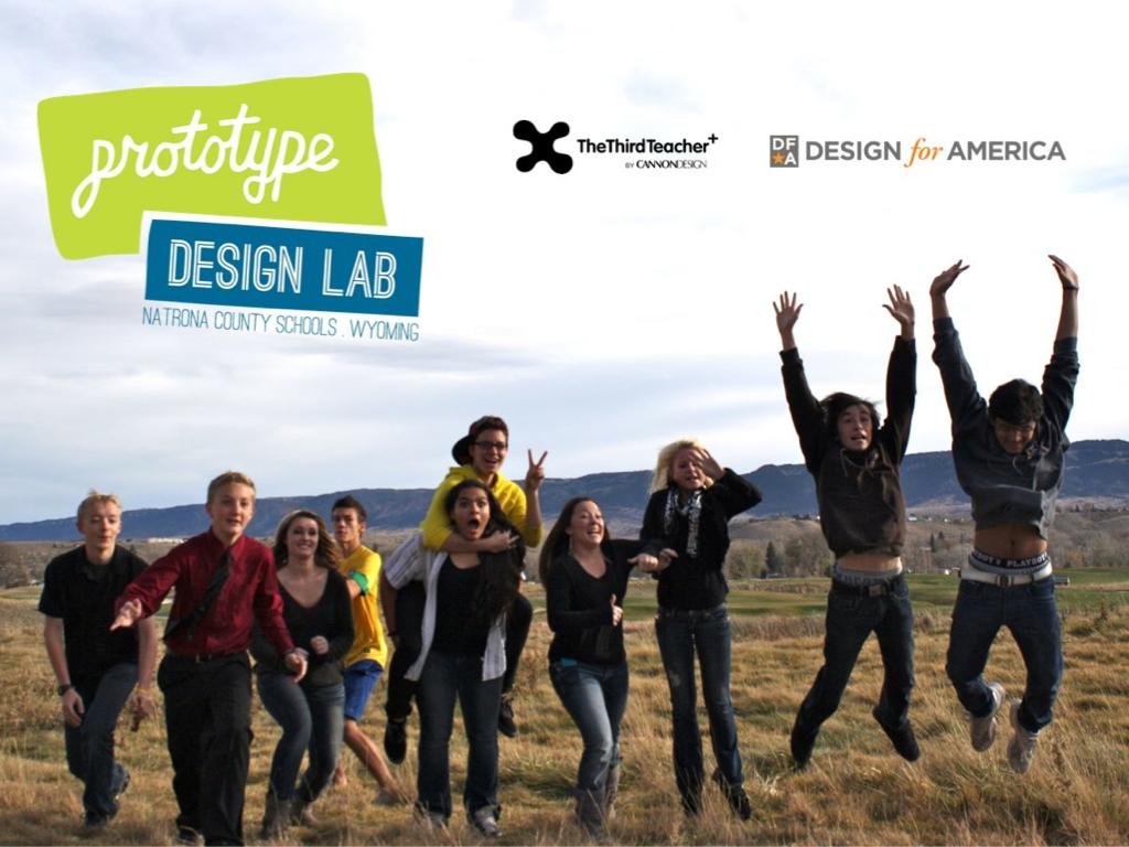 Teen Prototype Lab - Natrona, Wyoming