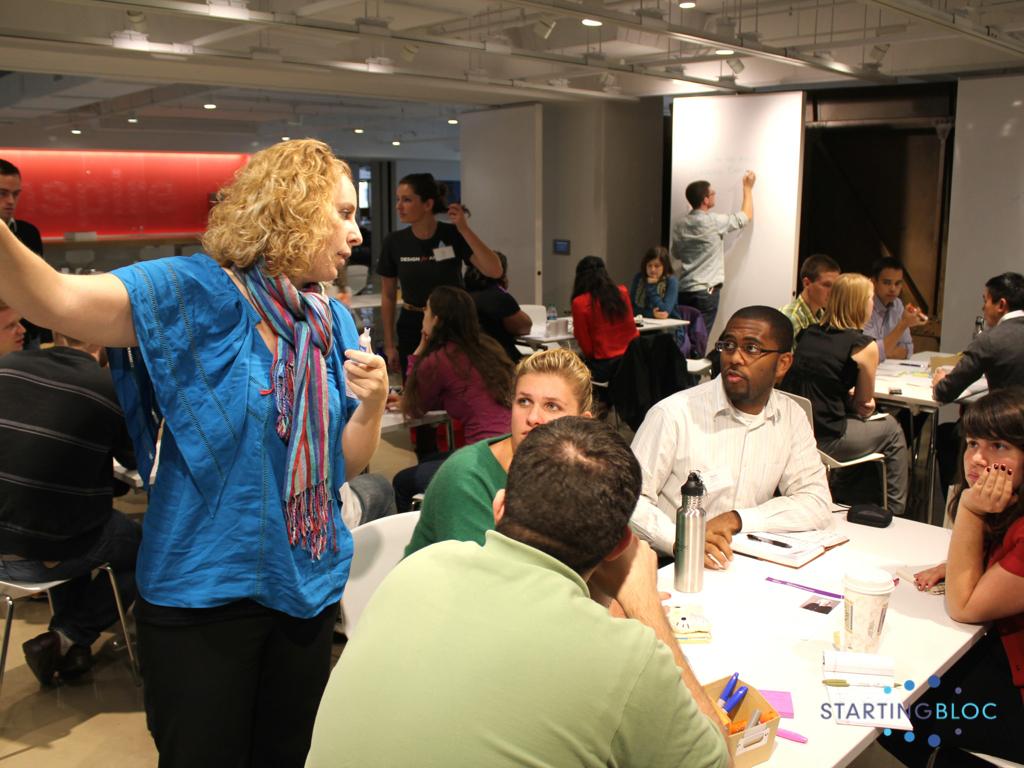 StartingBloc - Institute for Social Innovation