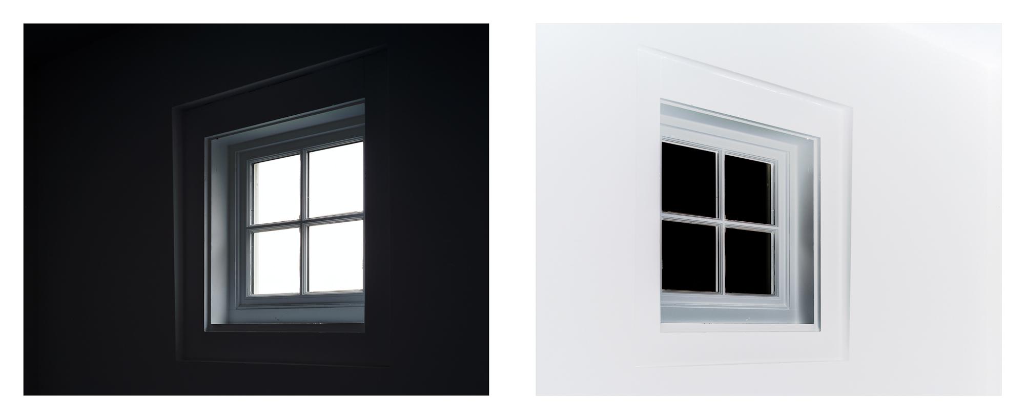 Window (positive & negative)