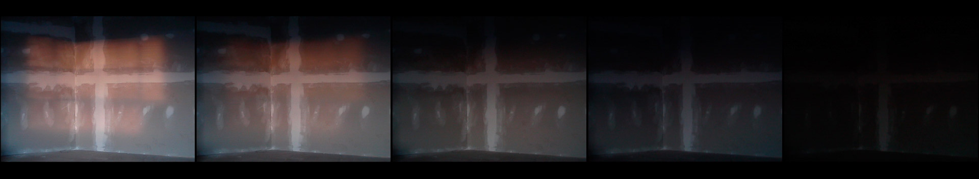stills from 12 minute video loop
