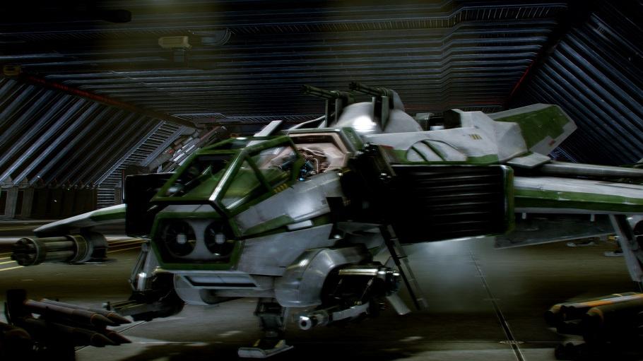 The Anvil Aerospace Hornet