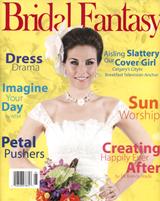 Bridal Fantasy:: Winter 2009 Featured Edmonton Vendor