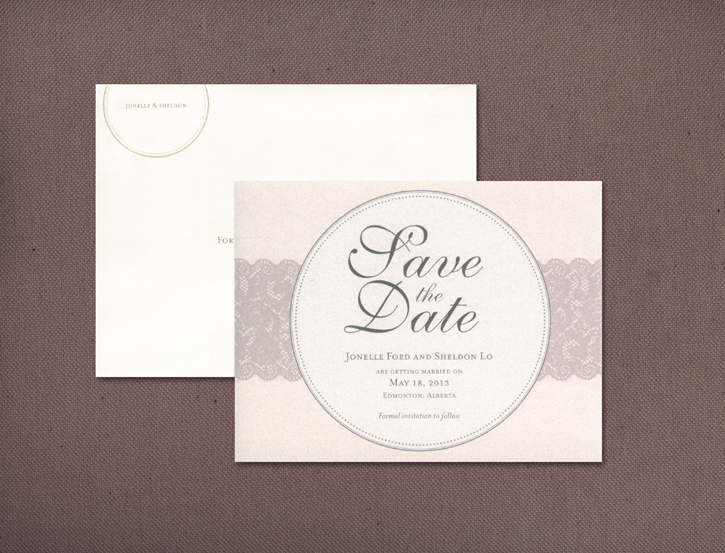 Save the Date :: Jonelle Design