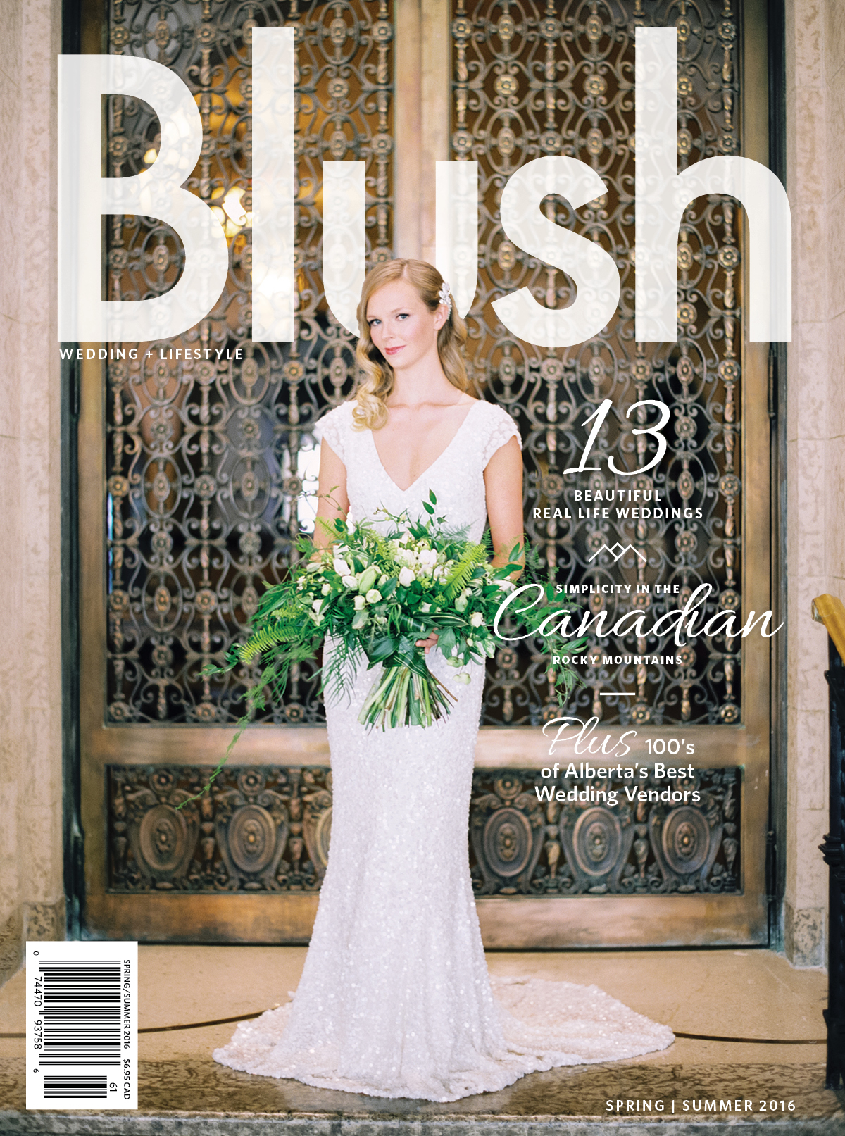 Blush :: Spring 2016 Cover Feature