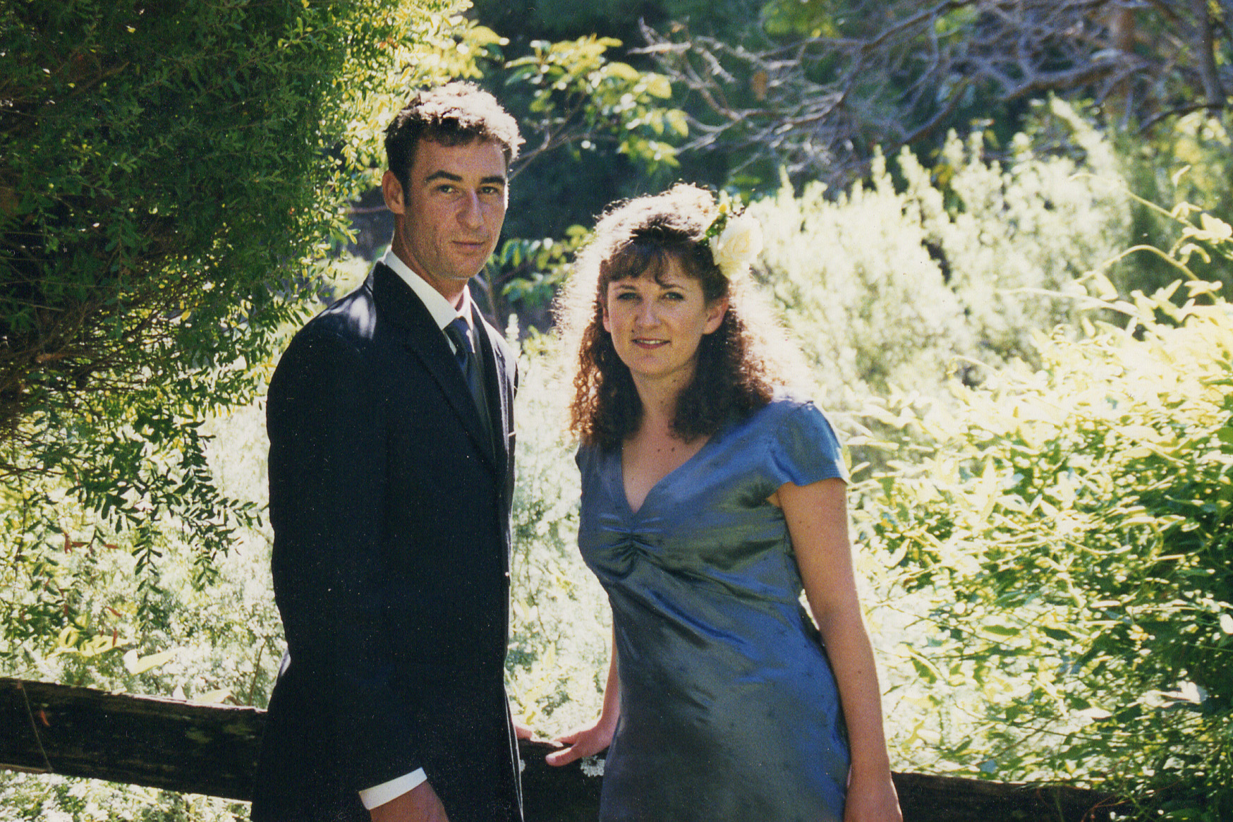 Our Wedding 2001