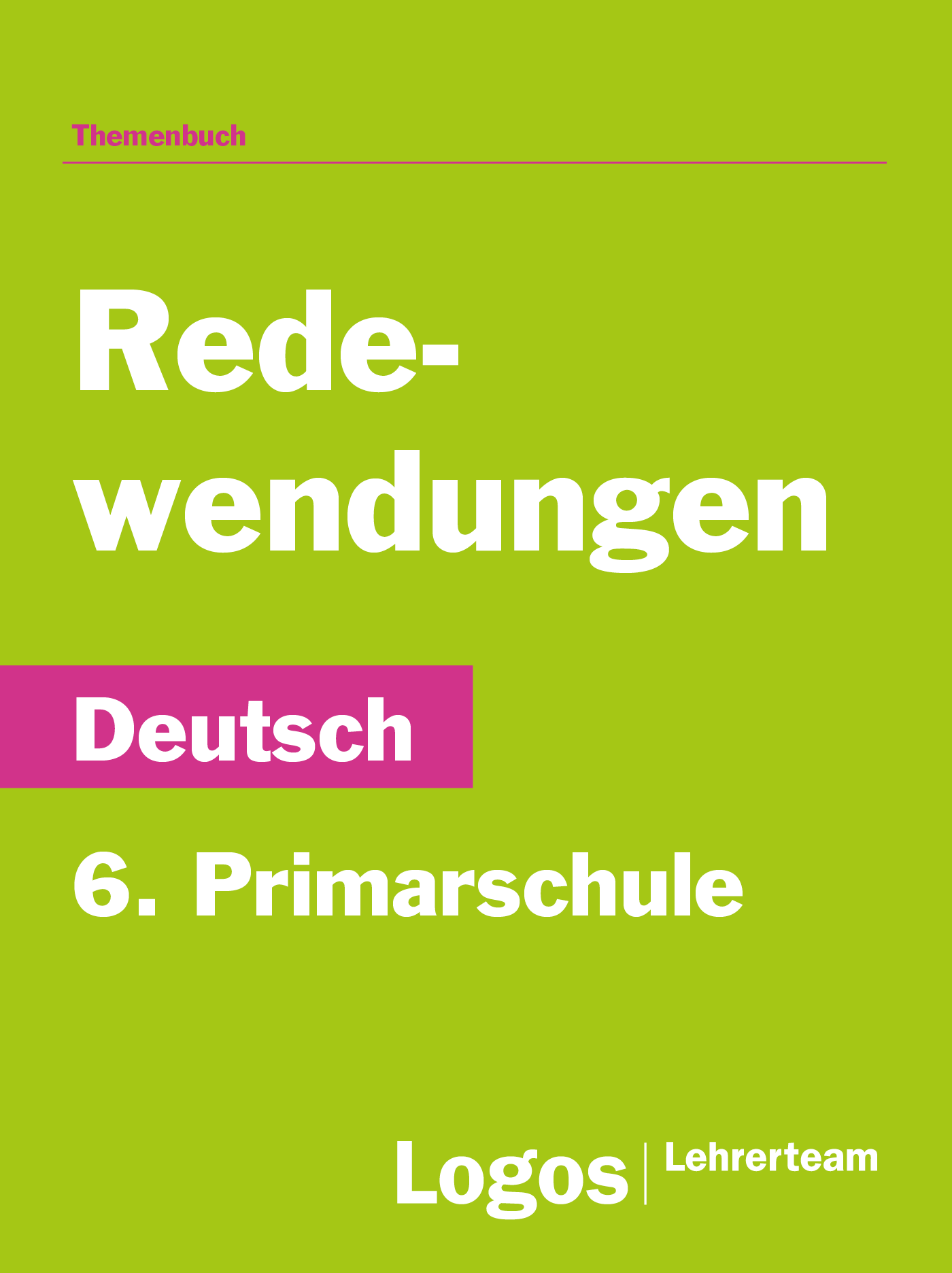 Deutsch Redewendungen - 6. Primar