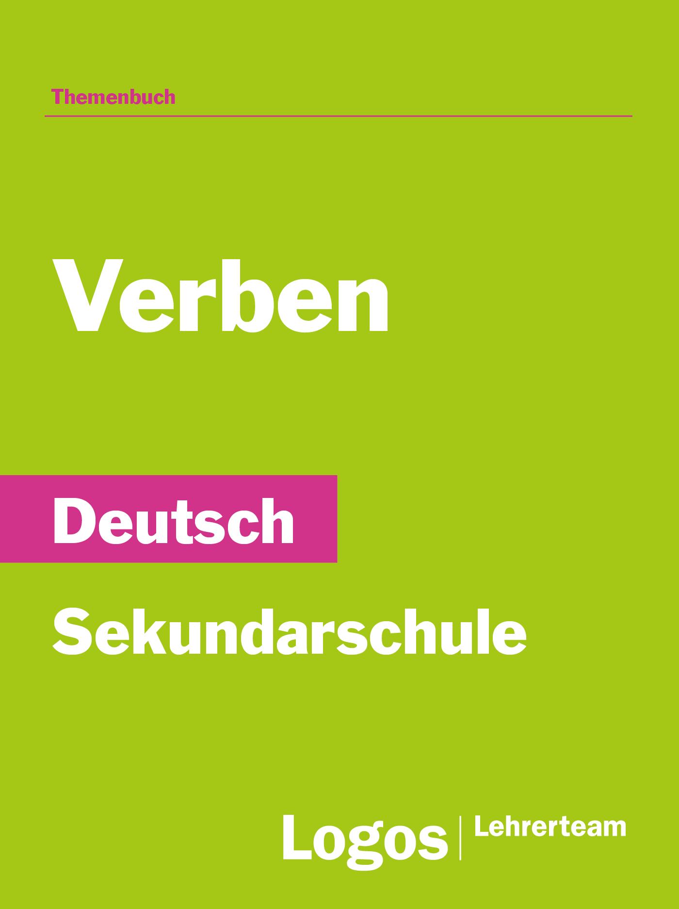Deutsch Verben - Sekundar