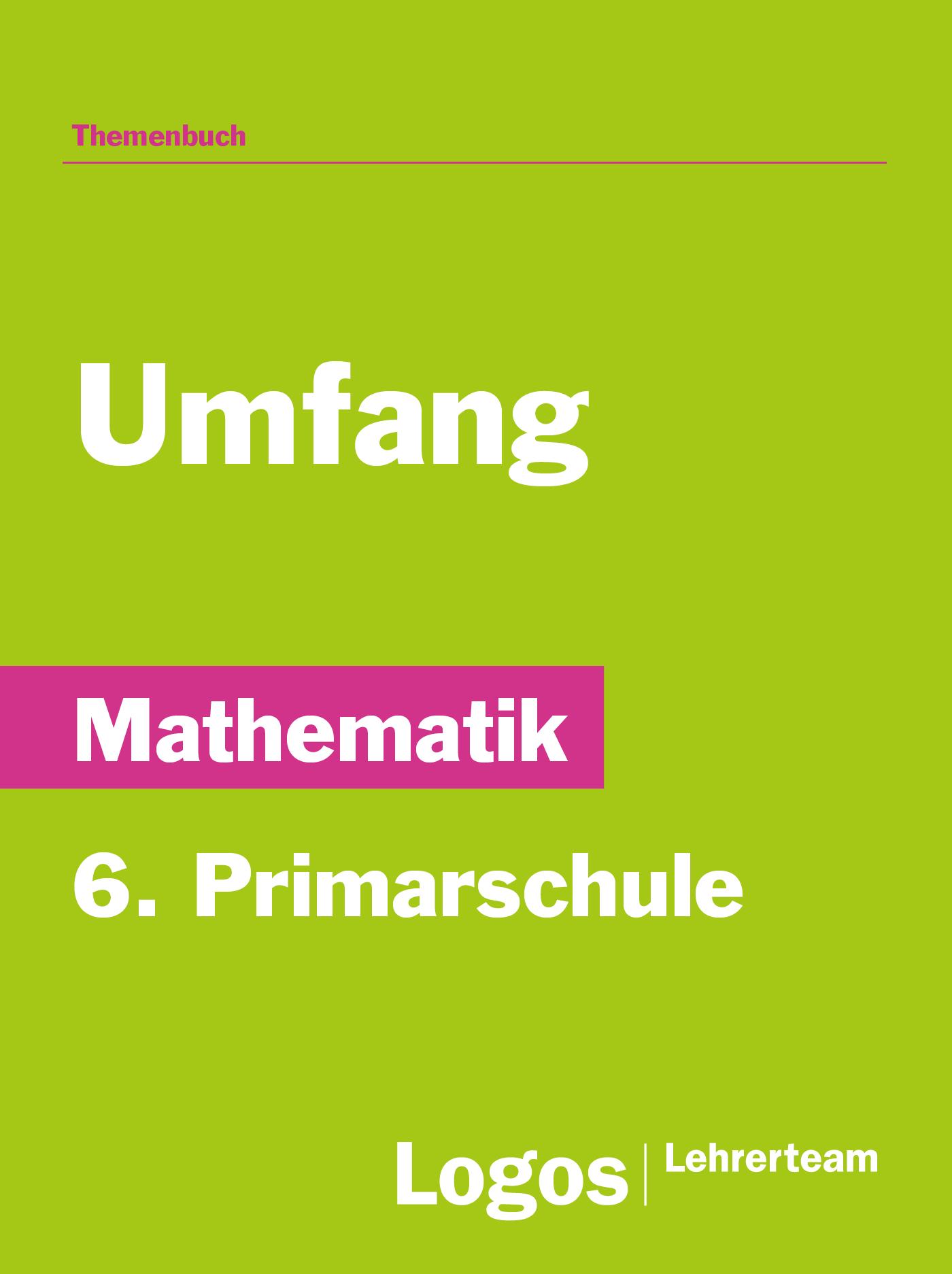 Mathematik Umfang - Primar