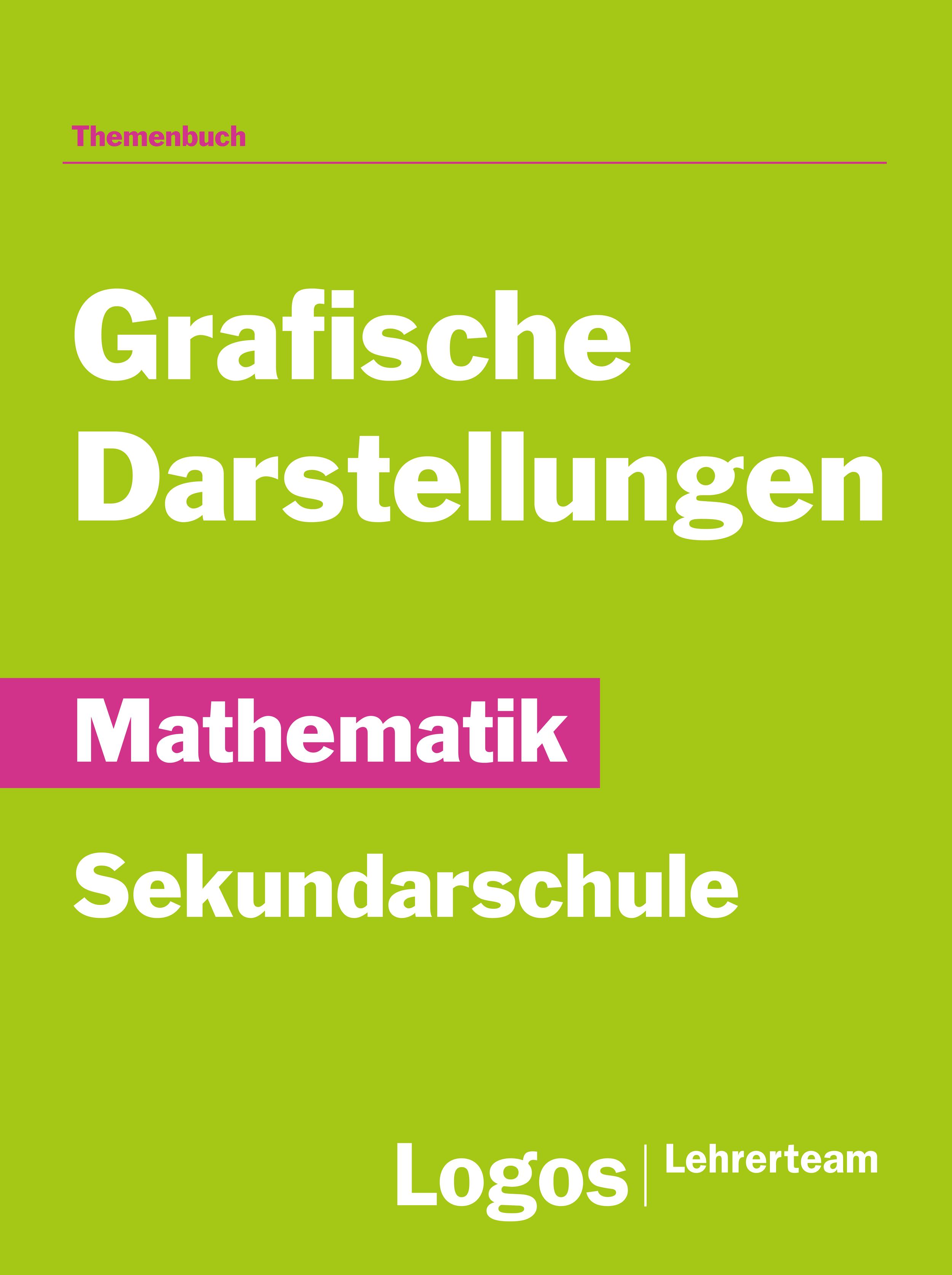 Mathematik Grafische Darstellung - Sekundar