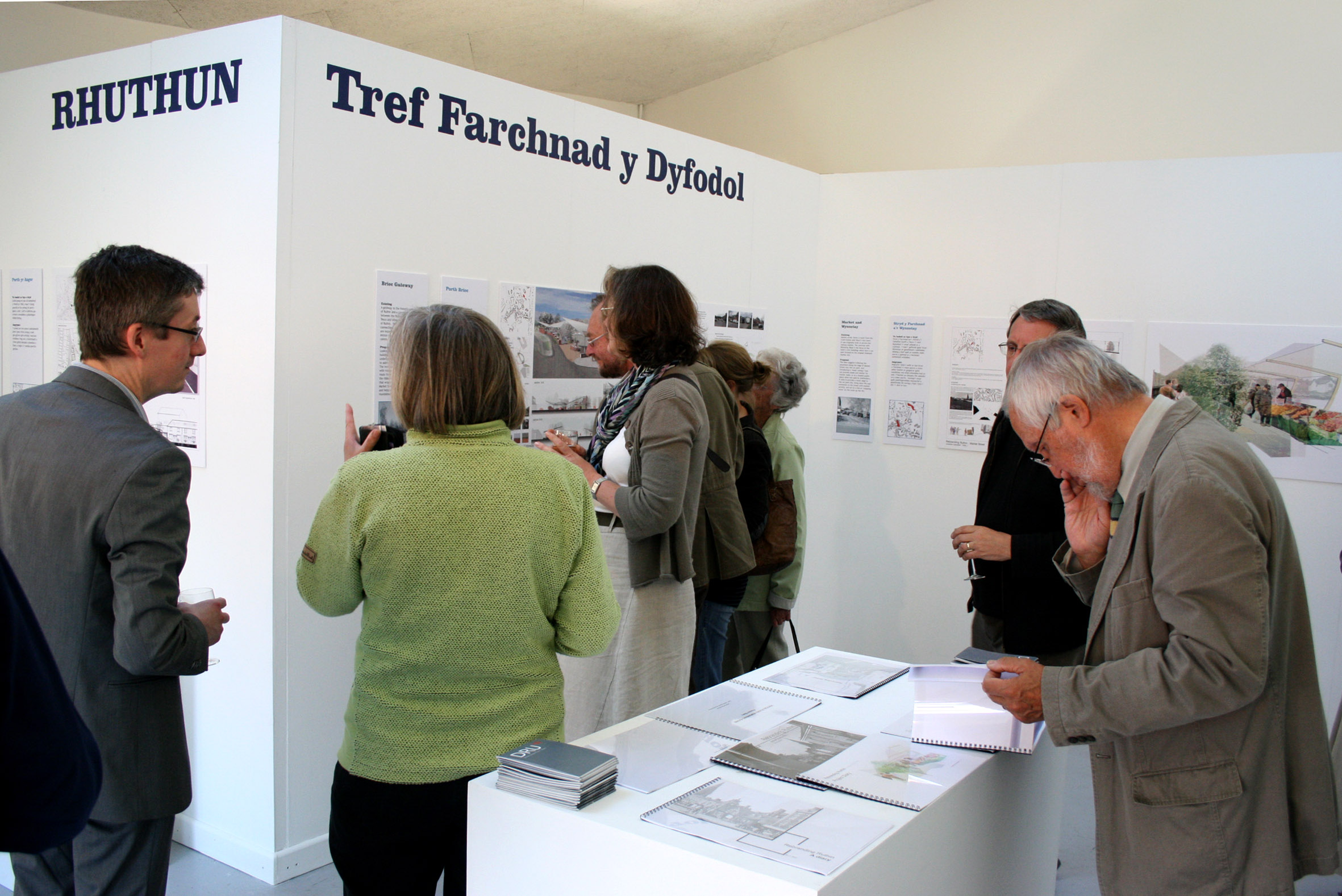 Ruthin Future exhibition, Ruthin Craft Centre