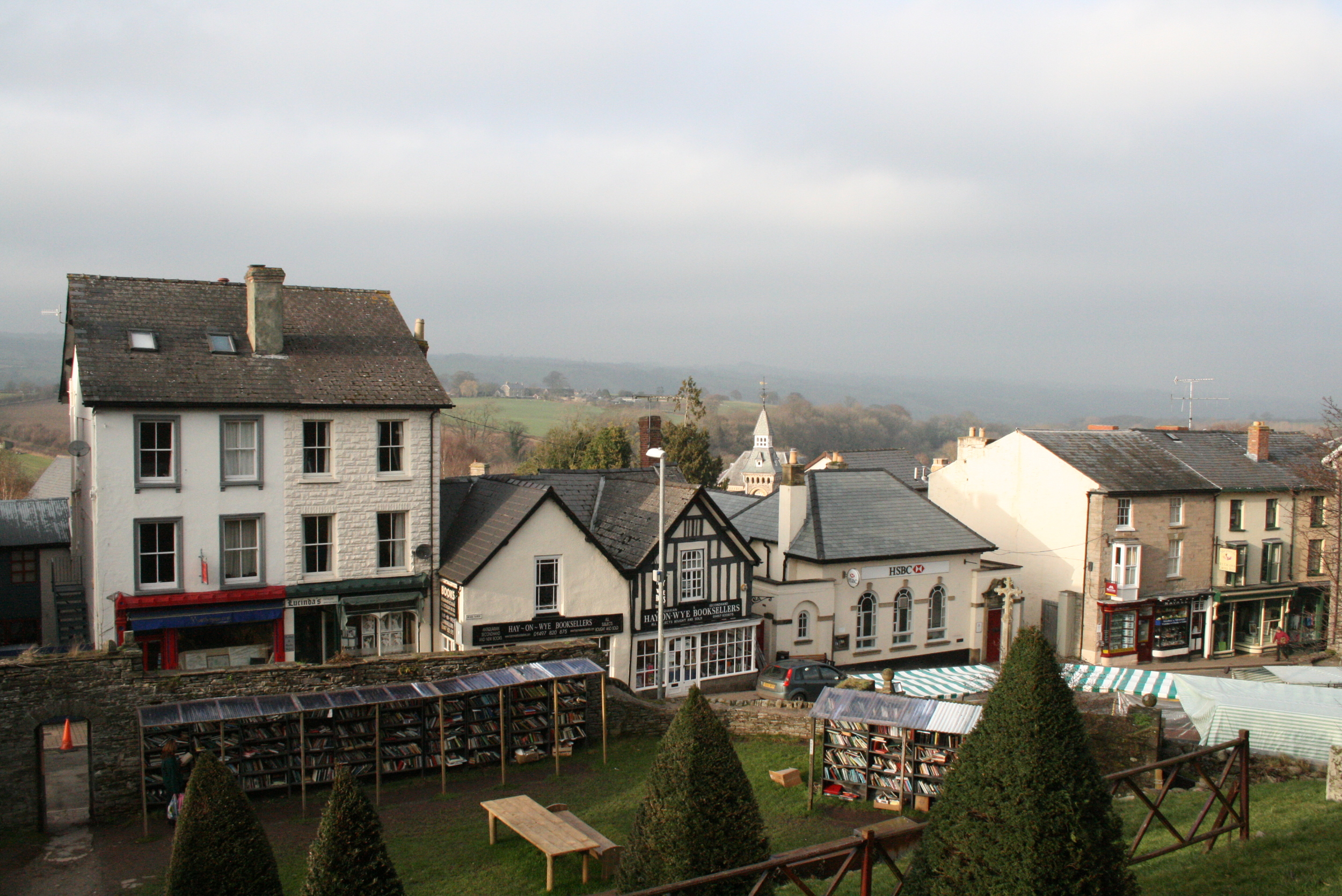 Hay-On-Wye: The book town