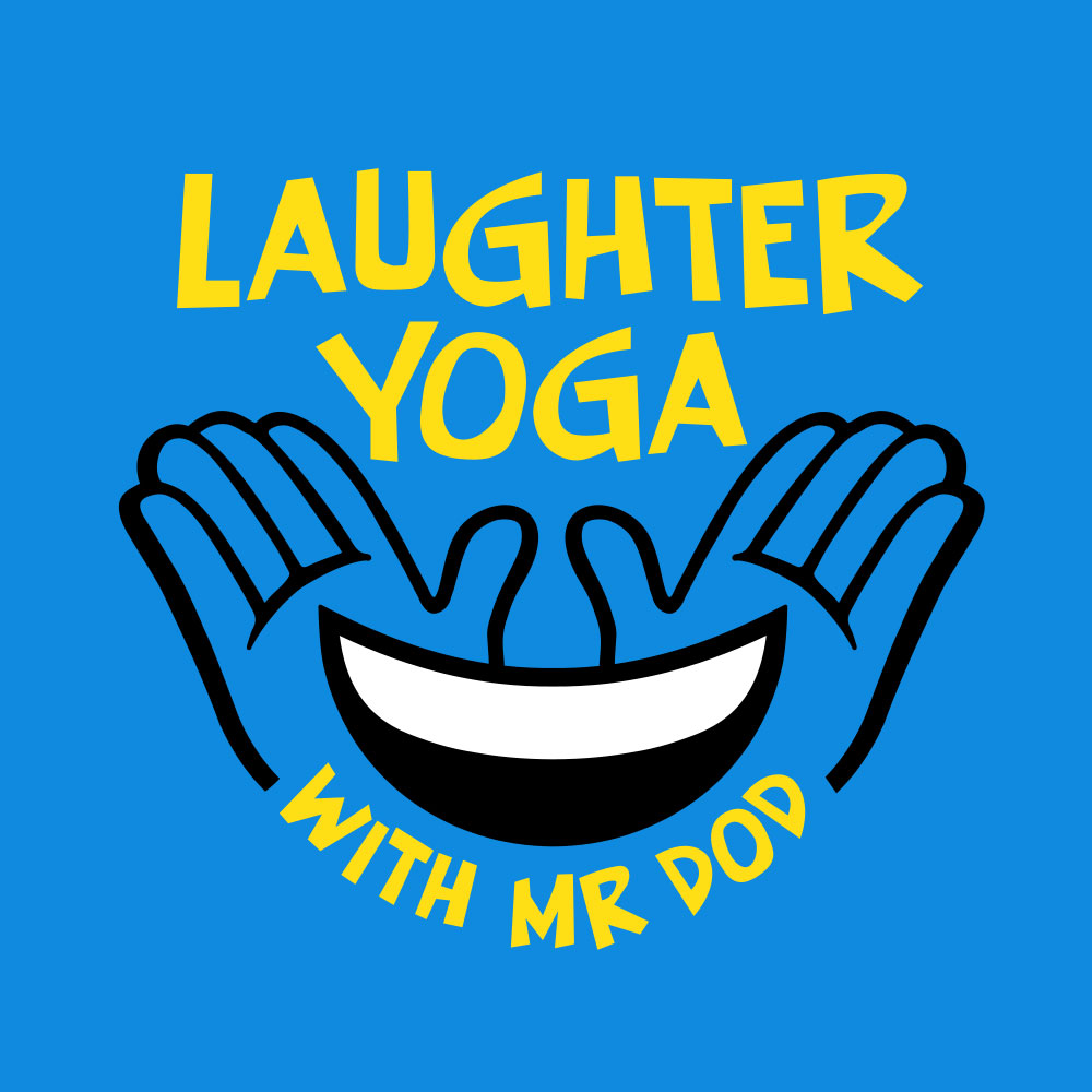 Laughter Yoga - Laugh your way to a happier, calmer, fitter you! Good for your heart and good for your soul.