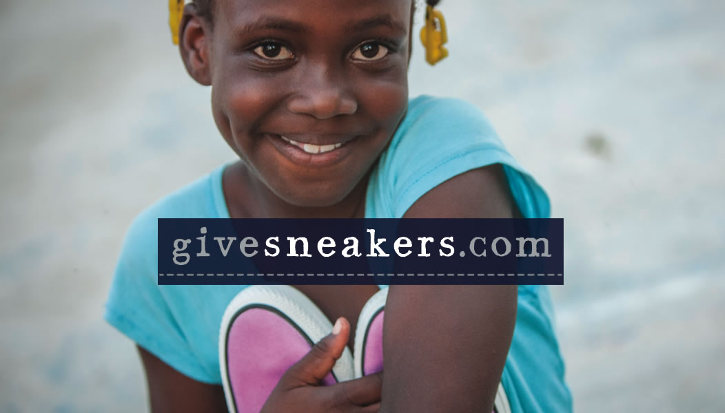 givesneakers.com