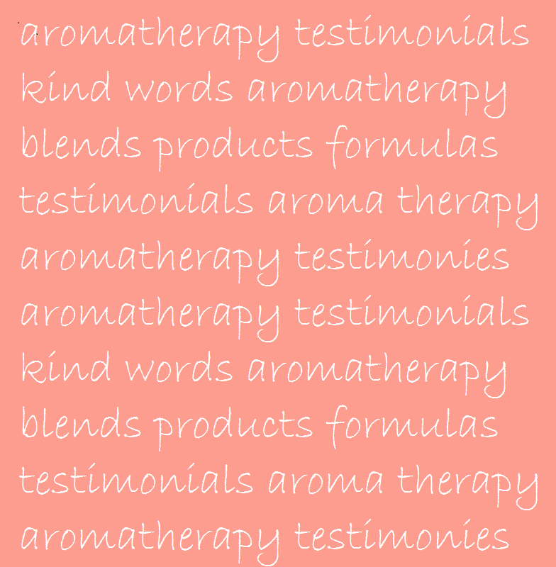 Testimonials - Read for yourself how Complementary Solutions formulas have helped others.