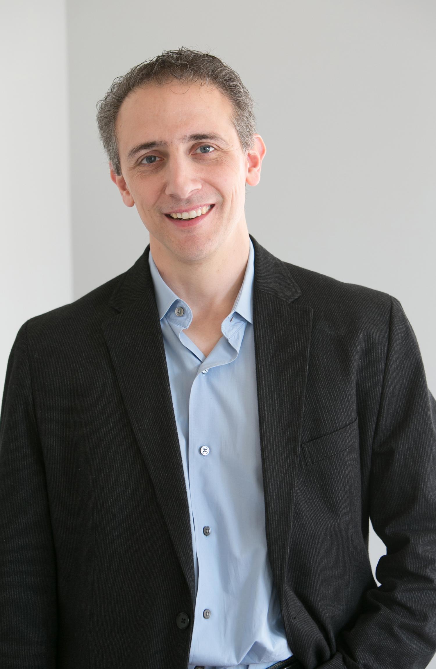 Darren China, Architect, Founding Partner