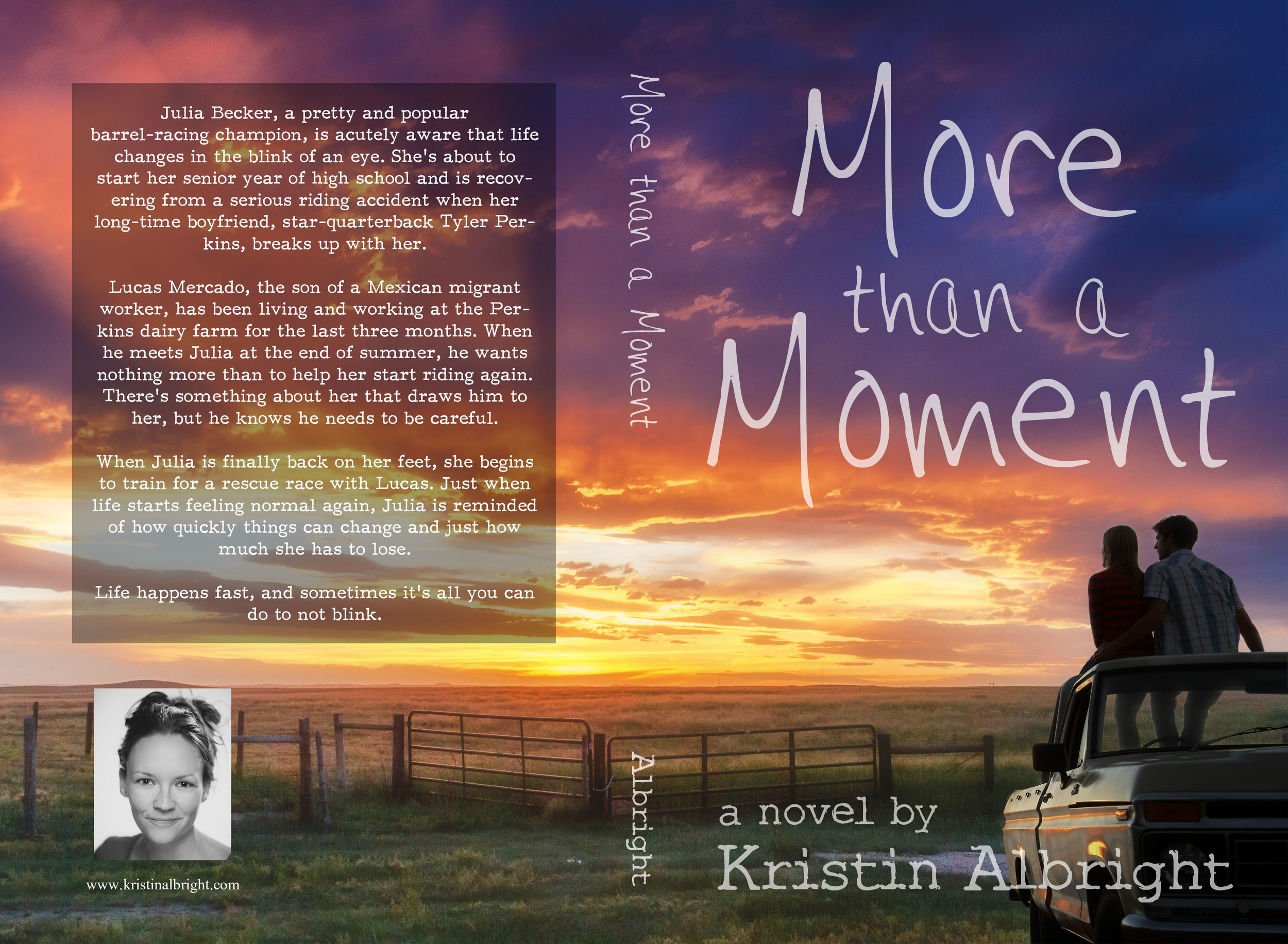 More Than A Moment Cover