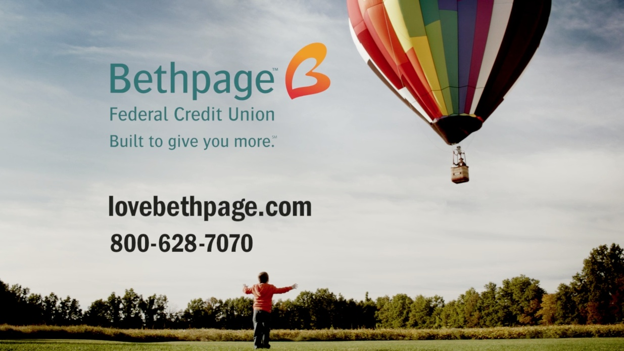 "Bethpage Federal Credit Union: ""Built to Give You More"""