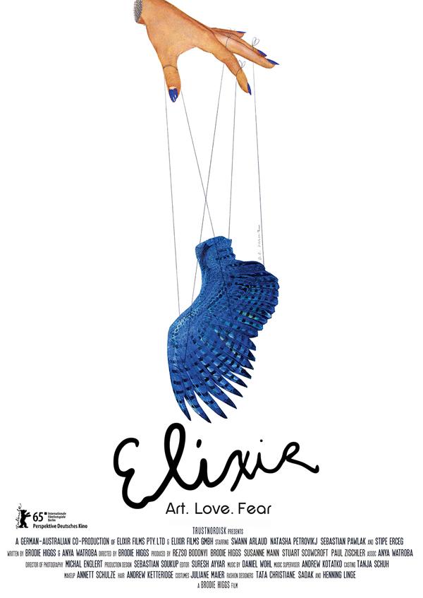 Elixir , Movie Poster