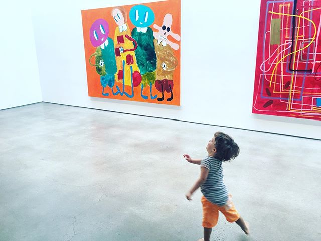 Yesterday's Chelsea gallery hop