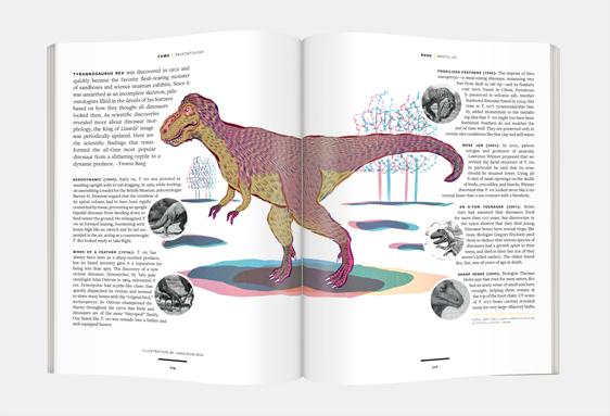 Reimagining T-Rex