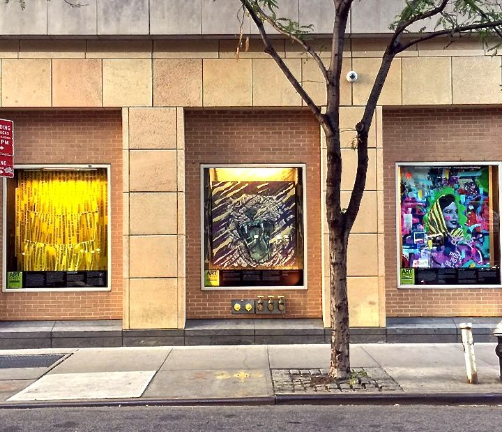Art Street @nyukimmelwindow